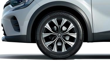 Renault Captur SE Limited - wheel