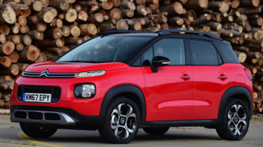 Citroen C3 Aircross - front quarter static