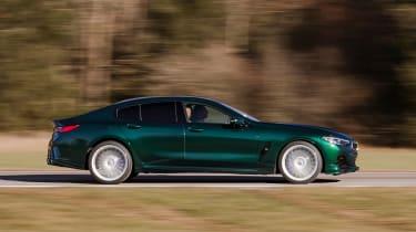 Alpina B8 Gran Coupe - side