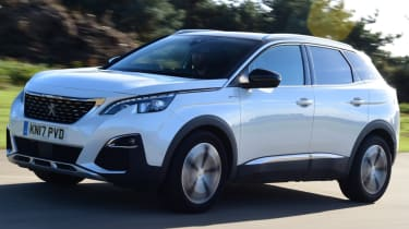 Peugeot 3008 –top ten best cars for exterior styling