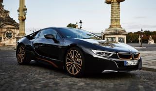 BMW i8 Ultimate Sophisto Edition - front