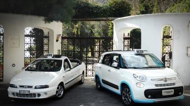 Castagna Tiberio 500L - comparison