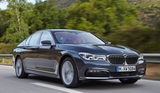 New BMW 7 Series 2015 front