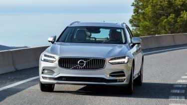 Volvo V90 estate 2016 - front