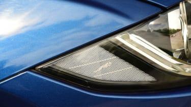 Jaguar XE Long term test - headlight detail