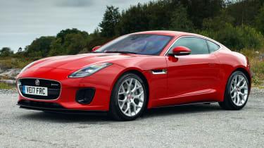 Jaguar F-Type 4-cyl review - front