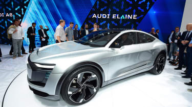 Audi Aicon concept - Frankfurt show front