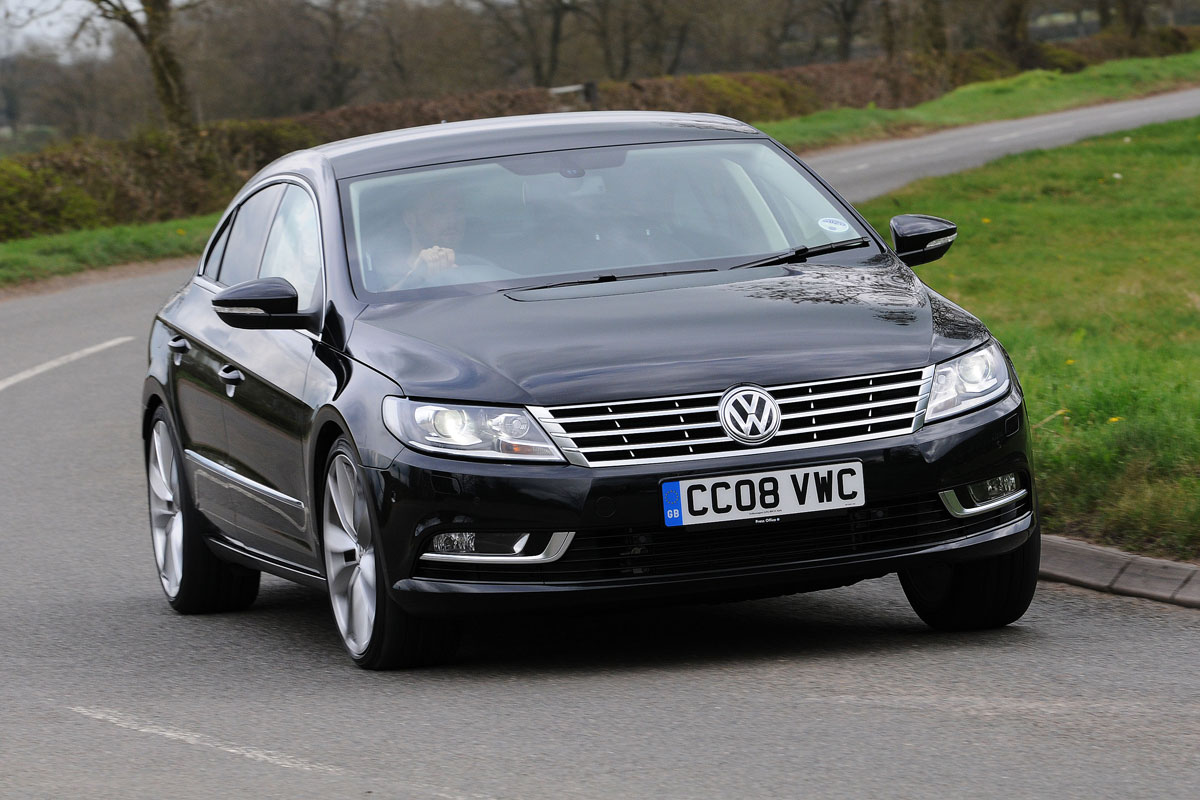 Volkswagen Cc Review 2012 2017 Auto Express