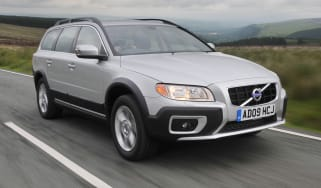 Volvo XC70 front tracking