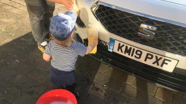SEAT Tarraco long-termer - final report car wash