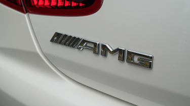 Mercedes-AMG S 63 Coupe - AMG badge