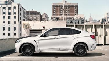 Hamann BMW X6 M50d - profile