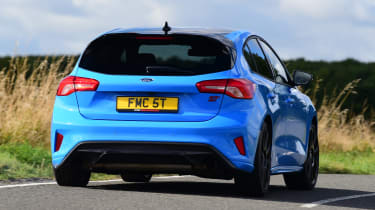 Ford Focus ST Edition - rear cornering
