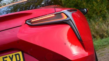 Lexus LC 500h - rear light