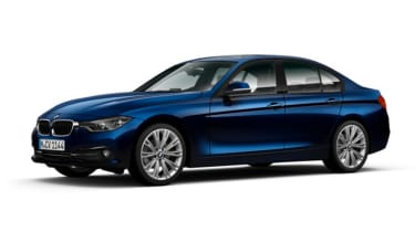Car configurator overkill - BMW 3 Series