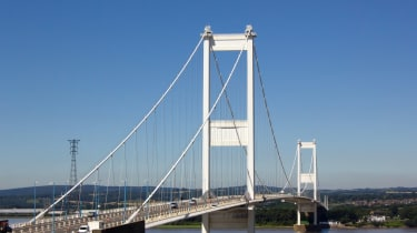 Severn bridge tolls