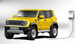 Jeep baby electric SUV - watermarked