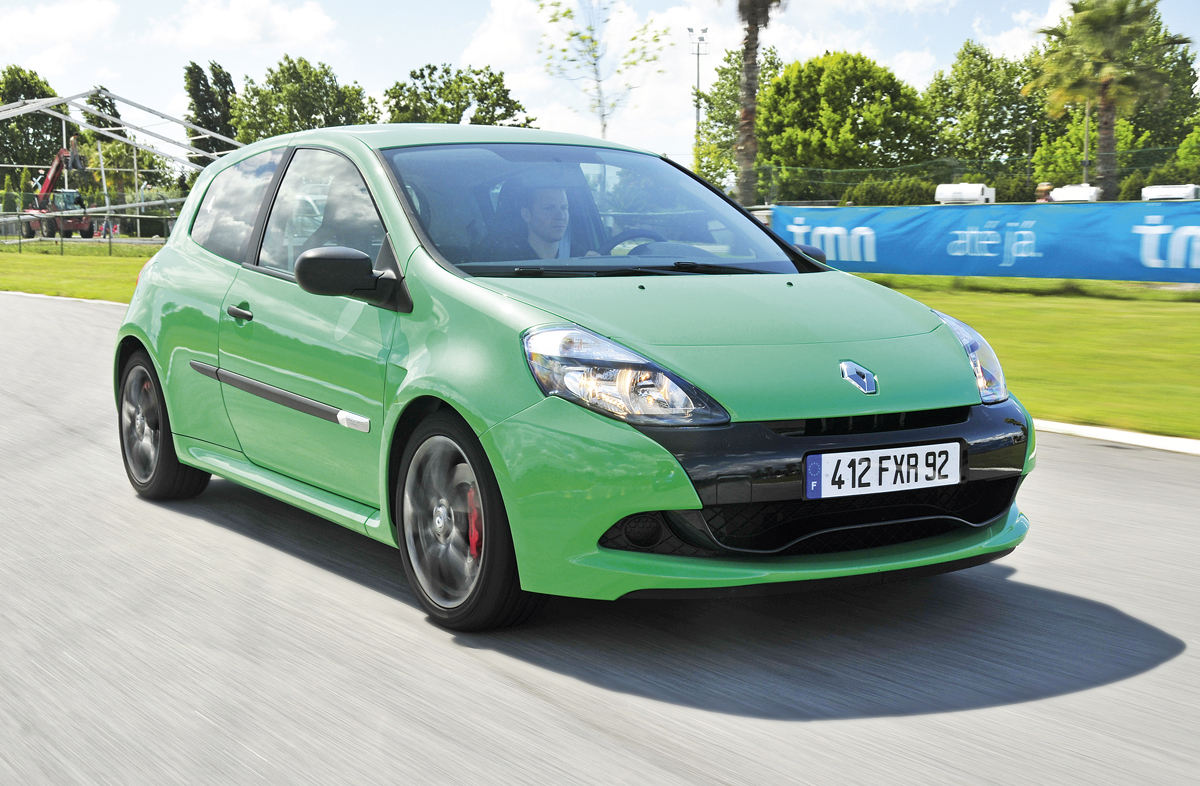 Renaultsport Clio 200 Cup Auto Express