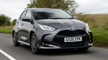 Most reliable small cars to buy 2021 - Toyota Yaris
