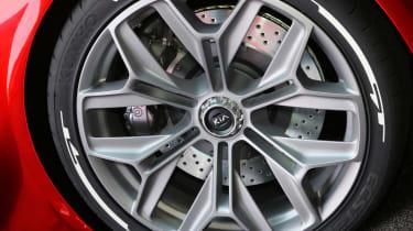 Kia Proceed concept - Frankfurt wheel