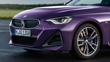BMW M240i - front detail
