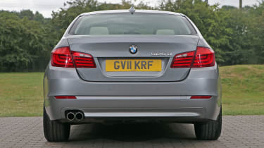 Used BMW 5 Series - full rear