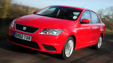 Used SEAT Toledo MK4 - front action