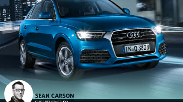 Which Audi Q are you? - Sean Carson Audi Q3