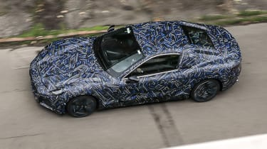 Maserati GranTurismo - top