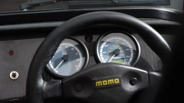 Caterham 620S - dials