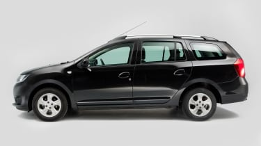 Used Dacia Logan MCV - side