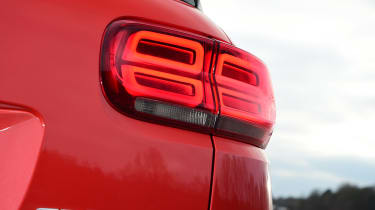 Citroen C5 Aircross - rear light