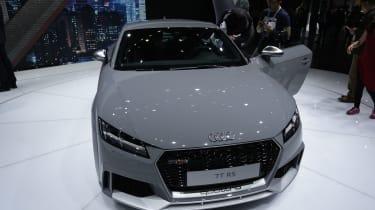 Audi TT - Behind Beijing