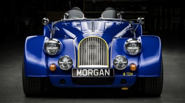 Morgan Plus 8 50th Anniversary Edition - front