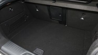Mercedes-AMG A45 - boot