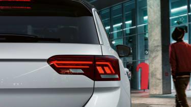 Volkswagen T-Roc design secrets revealed (sponsored) - rear tail light