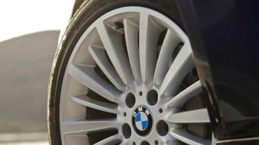 BMW 335i wheel