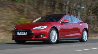 Tesla Model S long-term final report - front