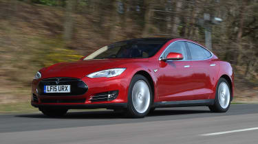 Tesla Model S long-term final report - front