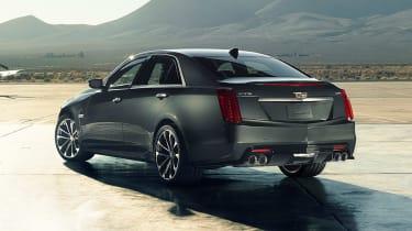 Cadillac CTS-V rear static