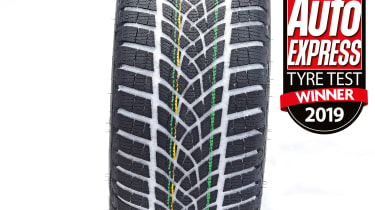 Goodyear Ultragrip Performance+ - Winter Tyre Test 2019