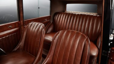 Bentley Mulsanne special - cabin
