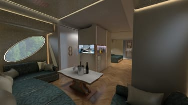 Marchi Mobile eleMMent palazzo Superior interior
