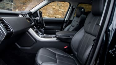 Range Rover Sport HSE MY2017 - front seats