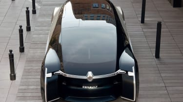 Renault EZ-Ultimo - front above