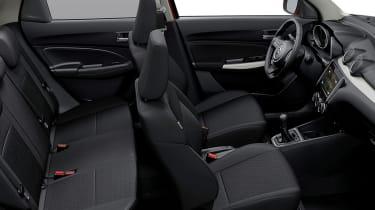 New Suzuki Swift - interior