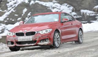 BMW 435d front
