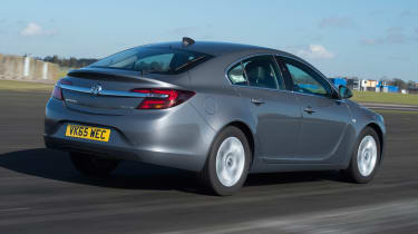 Vauxhall Insignia - rear