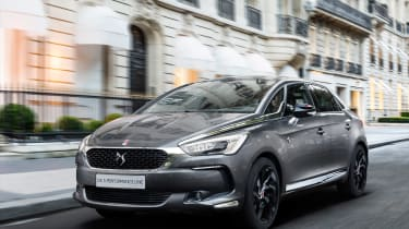 DS 5 Performance Line - front
