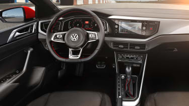 New Volkswagen Polo GTI - dash